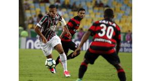フルミネンセ時代のリシャルリソン(Nelson Perez/Fluminense F.C.)