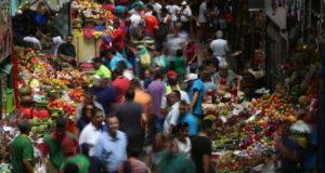 昨年のクリスマス直前期のサンパウロ市営市場(Paulo Pinto / Fotos Públicas)