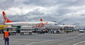 たった1台のドローンのせいで40以上の便に影響が出てしまった(Paulo Pinto/ Fotos Públicas)