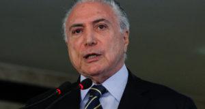 ミシェル・テメル大統領(Marcos Corrêa/PR)