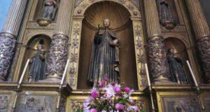 イグナチオ・デ・ロヨラの祭壇