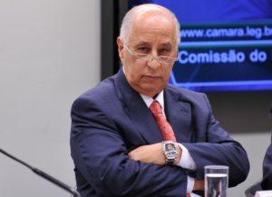 デル・ネロCBF会長(Fabio Rodrigues Pozzebom/Agência Brasil)