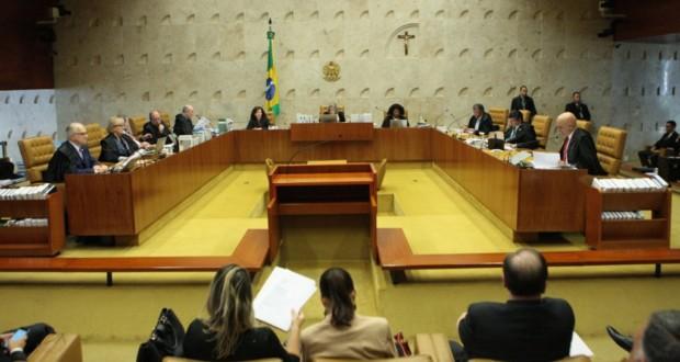 7日の最高裁(Carlos Moura/SCO/STF)