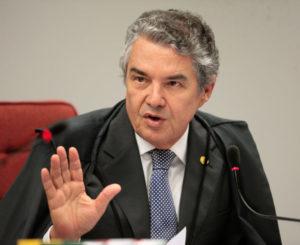 マルコ・アウレーリオ判事(Carlos Humberto/SCO/STF)