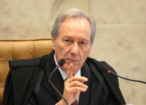 レヴァンドフスキ判事(Carlos Humberto/SCO/STF)