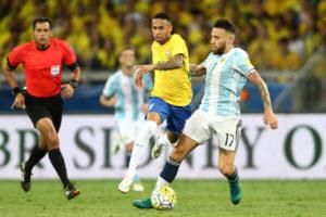 セレソンは南米予選でも最大のライバル、アルゼンチンを寄せ付けなかった(Lucas Figueiredo/CBF)