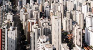 サンパウロ市上空からの写真(参考画像・Rafael Neddermeyer/Fotos Públicas)