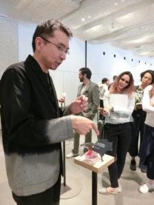 藤本壮介氏の『未来の未来』展、公開初日の様子