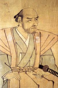 二宮尊徳座像(部分)<By 岡本秋暉((1807-1862) (報徳博物館蔵) [Public domain], via Wikimedia Commons>