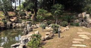 現在の庭園の様子