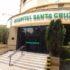 サンタクルス病院入口