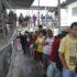予防接種に多くの人が並んでいる(Rovena Rosa/Agência Brasil)