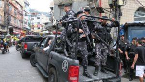 ロッシーニャでの麻薬組織と警察の戦いはなかなか終わらない(参考画像・Vladimir Platonow/Agencia Brasil)