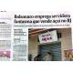 《ブラジル》ボウソナロに不動産以外の疑惑噴出=幽霊秘書に15年も給与?=住居手当の不正受給も=本人は報道に堂々と反論