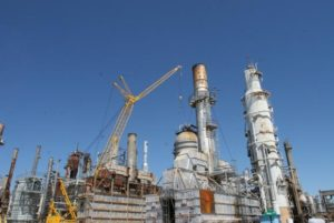 アメリカ・テキサス州にあるパサデナ製油所(Petrobras)