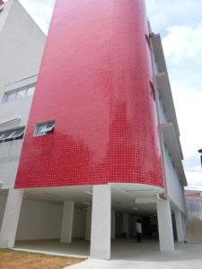 建設された新校舎