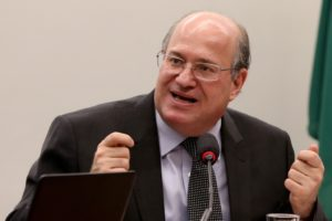 イラン・ゴールドファジン中銀総裁(Wilson Dias/Agencia Brasil)