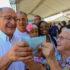 19日の下院の投票の様子(Wilson Dias/Agência Brasil)