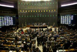 下院の光景(Wilson Dias/Agência Brasil)