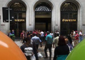 サンパウロ市株式取引所(参考画像・Hugo Arce/Fotos Públicas)