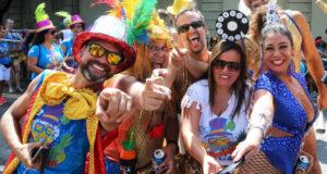 昨年の聖市カーニバルの様子(参考画像・Filhos da foto/Fotos Publicas)