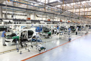 1月のブラジル自動車販売台数は23%の上昇だった(参考画像・Comunicação Volkswagen do Brasil)