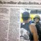 リオ州=軍がスラム住民を撮影、照合=「軍政時代のやり方」との非難も
