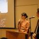 「外国で日本文化を発見」=着物図案師、古城さん来伯=JHで展示や講演会開催