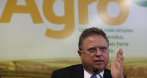 ブライロ・マッジ農相(Rodrigues Pozzebom/Agência Brasil)
