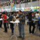 《ブラジル》県連日本祭り=史上初!510日本料理が一堂に=初の全県人会参加に期待大=装飾豪華、祝典盛り上げ