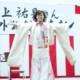 ラーモスで在外公館表彰受賞=日本人歌手井上祐見さんに=「皆様を代表して頂く賞」