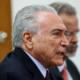 《ブラジル大統領選》テメル大統領(MDB)がアウキミン候補(PSDB)に接近=MDBのメイレレスを副大統領候補に推す=自身の再選出馬は断念とも=MDB与党残留への一策