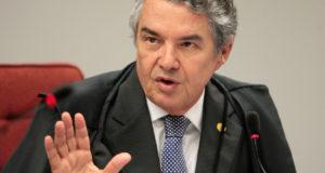 アウレーリオ・メロ判事(Carlos Humberto/SCO/STF)