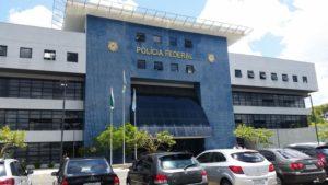 パロッシ氏が収監されているクリチバの連邦警察署(André Richter/Enviado Especial/Agência Brasil/EBC)