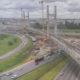 《サンパウロ州都電》13号線が遂に開通=サンパウロ市内から、グアルーリョス空港まで直行