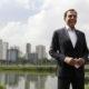 サンパウロ市長ジョアン・ドリア氏=衝撃の初当選後、15カ月で退任=10月のサンパウロ州知事選出馬のため=短期間の市政の功罪は?