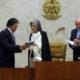 《ブラジル》テメル氏、米州首脳会議へ=カルメン長官が大統領職代行