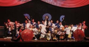 昨年の文化祭りの様子(文協提供)