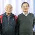 (左から)村上副会長、石井会計理事