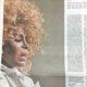 エルザ・ソアレス、衝撃の新作 ブラジル、いや、世界一過激な80代アーティスト