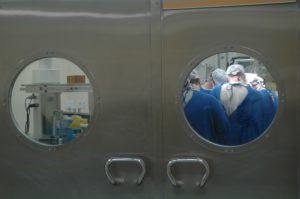 心臓移植を行っている手術室(Incor/Divulgação)