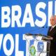 《ブラジル》テメル大統領、政権2周年記念式典を開催=疑惑ふれず功績のみ強調=官僚、議員達に感謝の弁も