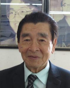 ブラジル将棋連盟の吉田国夫会長