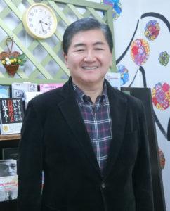 菅ロベルトさん
