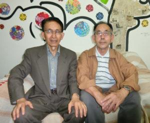 (左から)遠藤さん、鹿又さん
