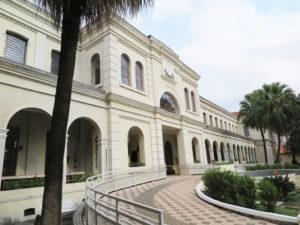 サンパウロ州移民博物館(旧移民収容所)