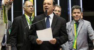 ジョヴァイル・アランテス下議(Antonio Augusto/Câmara dos Deputados)