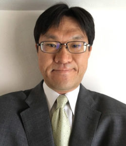 白井純准教授