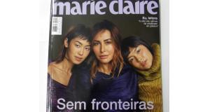 マリ・クレール誌表紙