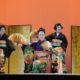 パラナ民族舞踊祭で日舞披露=繊細な所作で日本女性の心情表現=花柳 龍千多=「練習の成果出し切った」